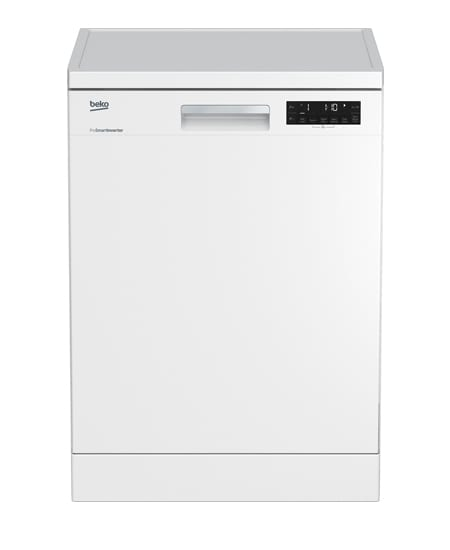 Factory Second Beko DishWasher White