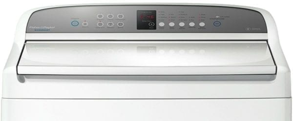 Fisher & Paykel TopLoad Washer 10Kg 1100 Rpm 4 Star Energy Rating (Factory Second) WA1068G1-FSA