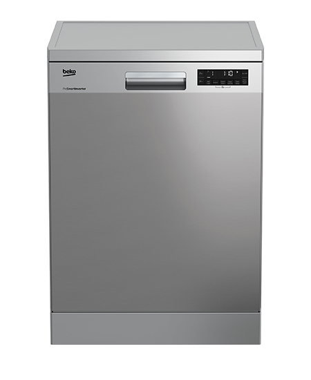 Beko 16 Place Stainless Dishwasher - Factory Second