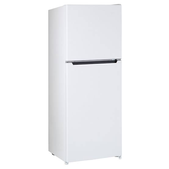 CTM216W featured image Chiq top mount fridge