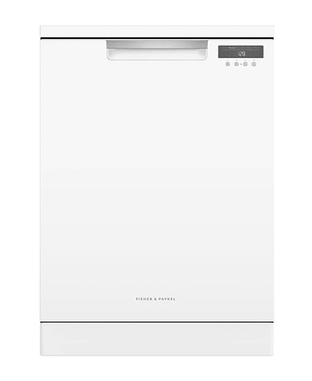 Fisher & Paykel Dishwasher 15-Place White (DW60FC1W1-FSA)