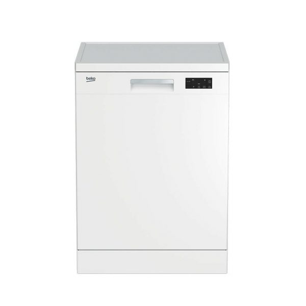 Factory Second Beko Dishwasher White BDF1410W-FSC