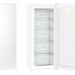 Chiq 190L Upright White Freezer | Sunshine Coast Washers and Fridges