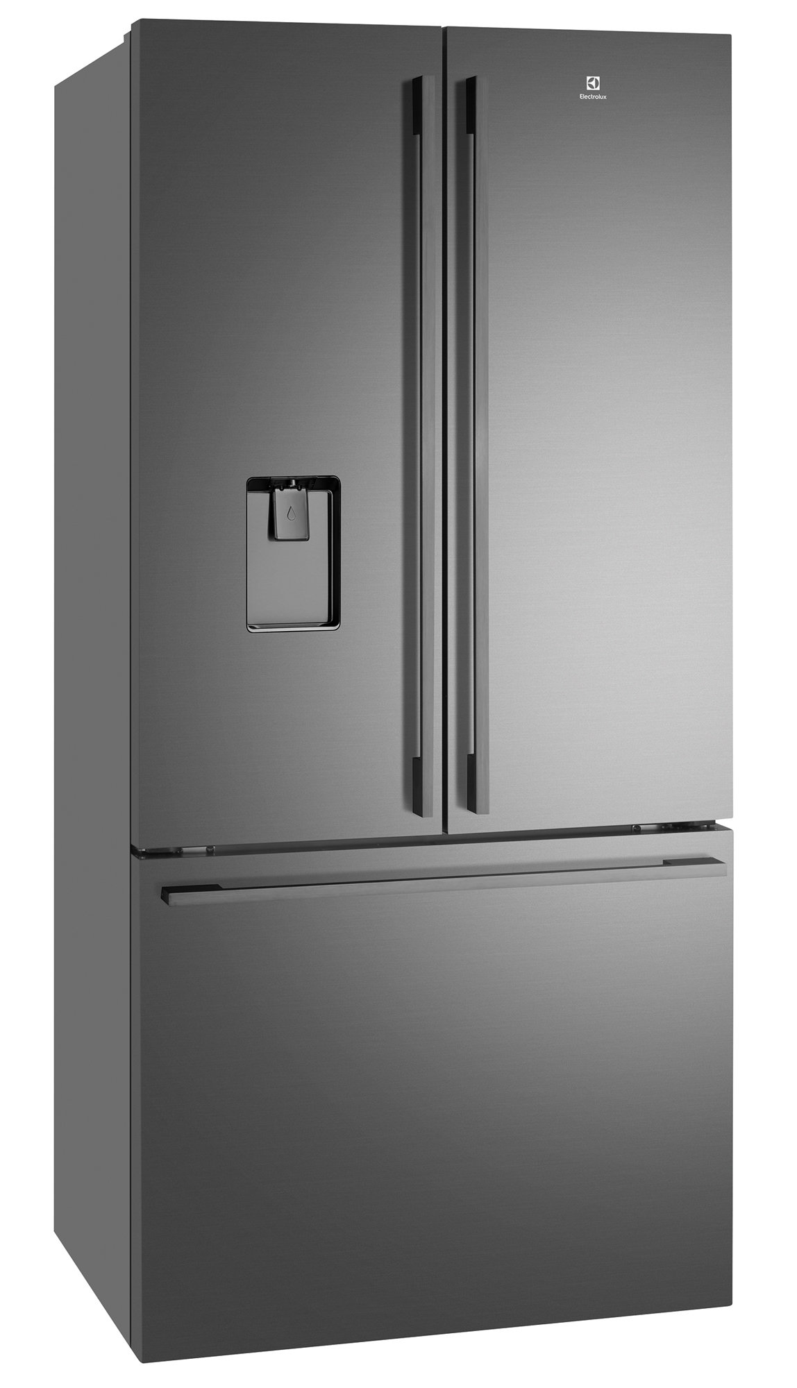 Electrolux 524l Fridge Dark Stainless Factory Second