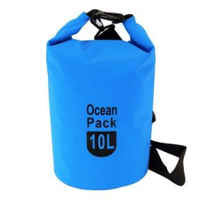CAOS 10L Blue Floating Waterproof Dry Bag