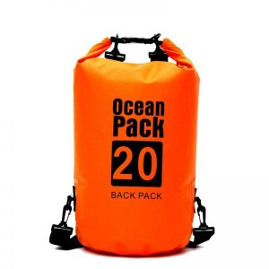 OCEAN 20L Orange Floating Waterproof Dry Bag