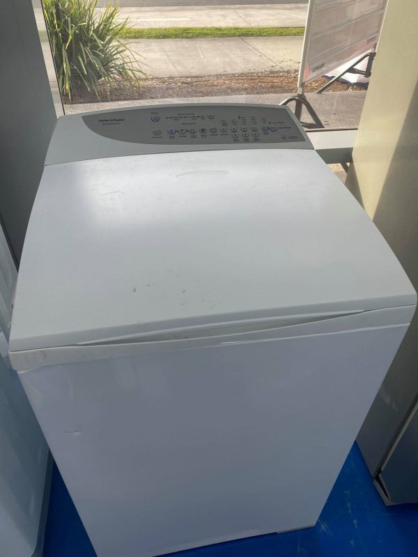 Fisher & Paykel 7kg Top Load Washing Machine - Second Hand ...