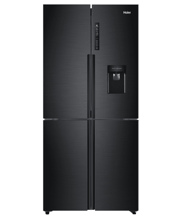 Haier 516L French Door Black Fridge | Sunshine Coast Washers and Fridges