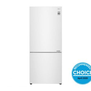 LG 454L Bottom Mount White Fridge | Sunshine Coast Washers and Fridges