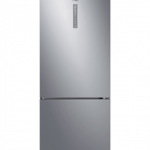 Haier 450L Top Mount Stainless Fridge | Sunshine Coast Washers and Fridges
